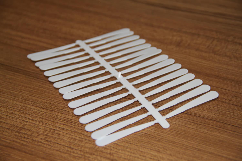 30'lu Beyaz Plastik Kaşık